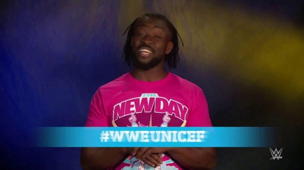 UNICEF TV Commercial, 'World Children's Day' Featuring Kofi Kingston