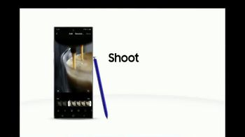 Samsung Galaxy Note10 TV Spot, 'Business Video Solutions: Coffee Shop' - Thumbnail 8