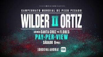 Premier Boxing Champions TV Spot, 'Wilder vs. Ortiz: el terremoto regresa' [Spanish] - Thumbnail 8