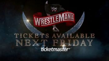WWE TV Spot, '2020 WrestleMania: Tampa Bay' [Spanish]