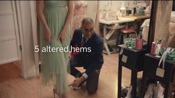 American Express TV Spot, 'Small Business Saturday: Support Local Tailor Shops' - Thumbnail 4