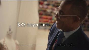 American Express TV Spot, 'Small Business Saturday: Support Local Tailor Shops' - Thumbnail 6