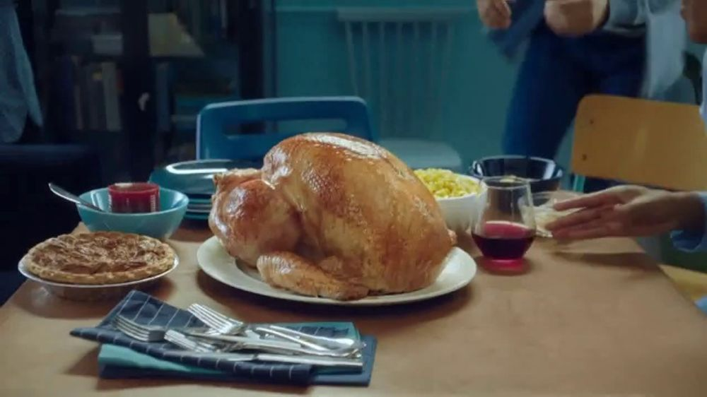 Butterball TV Commercial, 'Friendsgiving With Butterball'