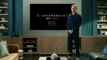 Samsung QLEDTV Black Friday TV Spot, 'A Commercial Within a Commercial' Ft. Ryan Reynolds - Thumbnail 1