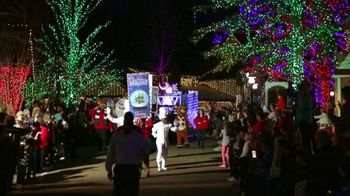 Stone Mountain Christmas Park TV Spot, 'Holiday Attractions' - Thumbnail 1