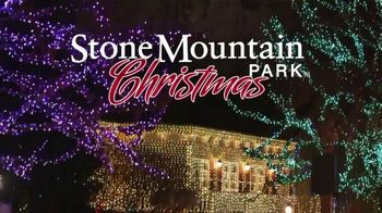Stone Mountain Christmas Park TV Spot, 'Holiday Attractions' - Thumbnail 8
