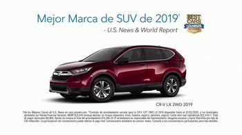 Happy Honda Days Sales Event TV Spot, 'Galleta de apoyo emocional' [Spanish] [T2] - Thumbnail 8