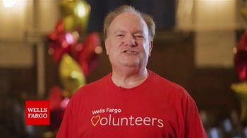 Wells Fargo TV Spot, 'Volunteering Tradition'