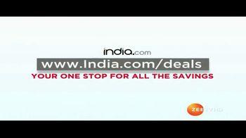 India.com TV Spot, 'Hot Deals' - Thumbnail 4