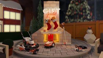 STIHL TV Spot, 'Holidays: Hard to Wrap, Easy to Give Mountain Resort' - Thumbnail 10