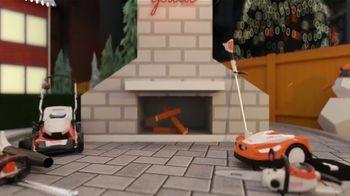 STIHL TV Spot, 'Holidays: Hard to Wrap, Easy to Give: Battery Set' - Thumbnail 9