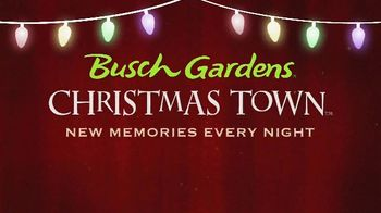 Busch Gardens Christmas Town TV Spot, 'Holiday Memories Every Night' - Thumbnail 9