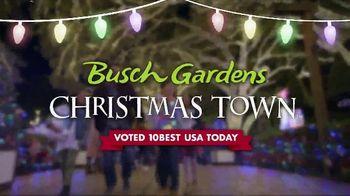 Busch Gardens Christmas Town TV Spot, 'Holiday Memories Every Night' - Thumbnail 3
