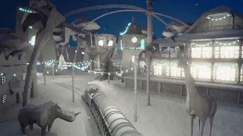 Busch Gardens Christmas Town TV Spot, 'Holiday Memories Every Night'