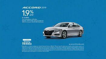 Honda El Evento Navidades Honda TV Spot, 'Desenvolver la alegría: Civic y Accord' [Spanish] [T2] - Thumbnail 8
