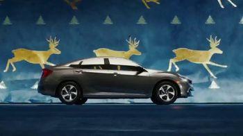Honda El Evento Navidades Honda TV Spot, 'Desenvolver la alegría: Civic y Accord' [Spanish] [T2] - Thumbnail 2