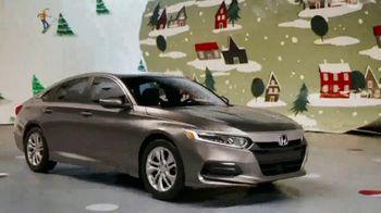 Honda El Evento Navidades Honda TV Spot, 'Desenvolver la alegría: Civic y Accord' [Spanish] [T2] - Thumbnail 5