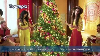 Treetopia Black Friday TV Spot, 'A Tree to Match You'