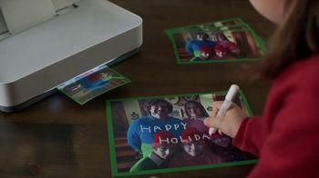 HP Inc. TV Spot, 'Print the Holidays: Baking, Crafting, Caroling' - Thumbnail 6