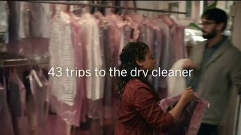 American Express TV Spot, 'Small-Business Saturday: Dry Cleaner' - 90 commercial airings