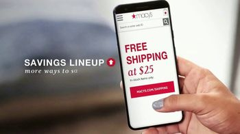 Macy's One Day Sale  TV Spot, 'So Low: Cookware, Comforters and Jewelry' - Thumbnail 10