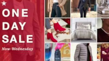 Macy's One Day Sale  TV Spot, 'So Low: Cookware, Comforters and Jewelry' - Thumbnail 2