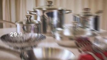 Macy's One Day Sale  TV Spot, 'So Low: Cookware, Comforters and Jewelry' - Thumbnail 4