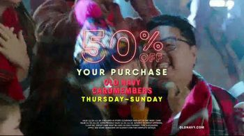 Old Navy TV Spot, 'Holiday Stress: 50 Percent Off' Featuring Neil Patrick Harris - Thumbnail 9