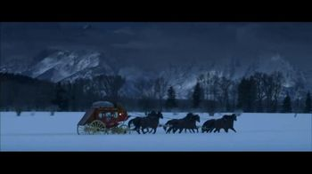 Wells Fargo TV Spot, 'Stagecoach and Snowman' - Thumbnail 3