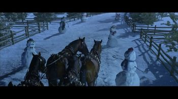 Wells Fargo TV Spot, 'Stagecoach and Snowman' - Thumbnail 5