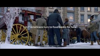 Wells Fargo TV Spot, \'Stagecoach and Snowman\'