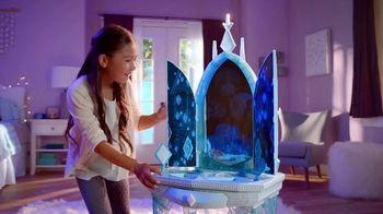 Disney Frozen II Elsa's Enchanted Ice Vanity and Adventure Dress TV Spot, 'See Elsa's Story Unfold'