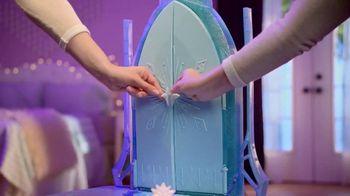 Disney Frozen II Elsa's Enchanted Ice Vanity and Adventure Dress TV Spot, 'See Elsa's Story Unfold' - Thumbnail 1