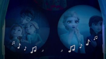 Disney Frozen II Elsa's Enchanted Ice Vanity and Adventure Dress TV Spot, 'See Elsa's Story Unfold' - Thumbnail 5