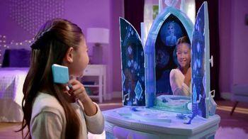 Disney Frozen II Elsa's Enchanted Ice Vanity and Adventure Dress TV Spot, 'See Elsa's Story Unfold' - Thumbnail 6
