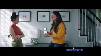Credit Sesame TV Spot, 'Picture Frames'