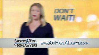 Saiontz & Kirk, P.A. TV Spot, 'You Need Help Fast' - Thumbnail 2