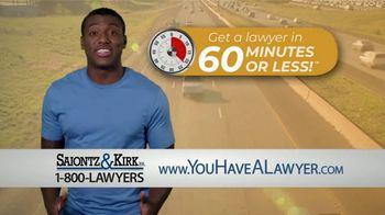 Saiontz & Kirk, P.A. TV Spot, 'You Need Help Fast' - Thumbnail 3