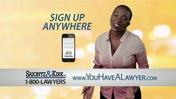 Saiontz & Kirk, P.A. TV Spot, 'You Need Help Fast' - Thumbnail 5