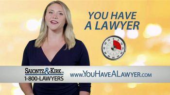 Saiontz & Kirk, P.A. TV Spot, 'You Need Help Fast' - Thumbnail 7