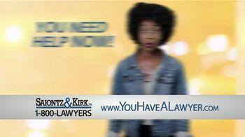 Saiontz & Kirk, P.A. TV Spot, '60 Minutes or Less' - Thumbnail 2
