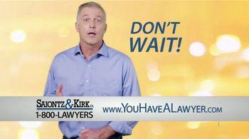 Saiontz & Kirk, P.A. TV Spot, '60 Minutes or Less' - Thumbnail 3