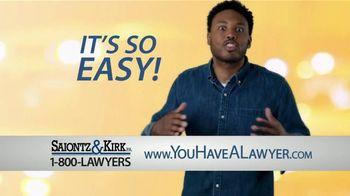 Saiontz & Kirk, P.A. TV Spot, '60 Minutes or Less' - Thumbnail 7