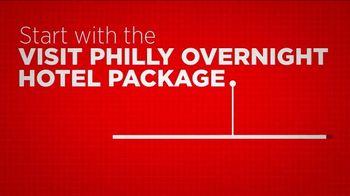 Visit Philadelphia TV Spot, 'Overnight Package'