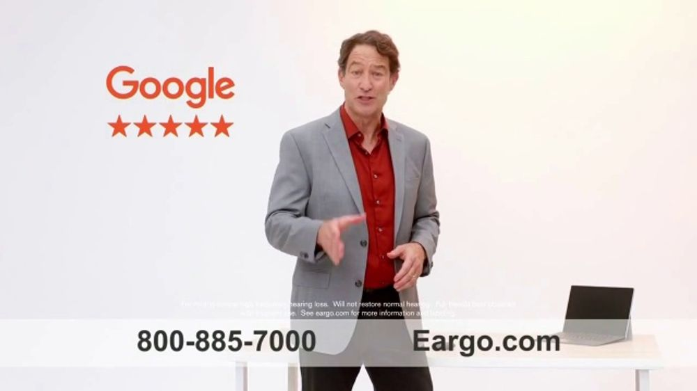 Eargo Black Friday Sale TV Commercial, 'The Future: $500 Off'