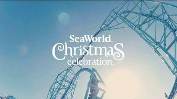SeaWorld Christmas Celebration TV Spot, '2020 Fun Card'