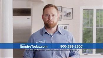 Empire Today TV Spot, 'Floors by Thanksgiving' - Thumbnail 1