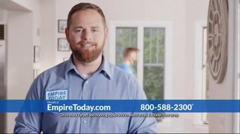 Empire Today TV Spot, 'Floors by Thanksgiving' - Thumbnail 2