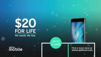 Altice Mobile TV Spot, 'Holidays: Lasts a Lifetime' - Thumbnail 2