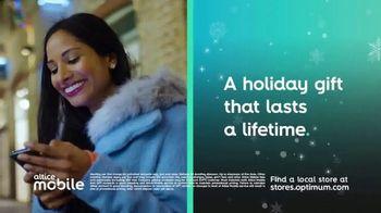 Altice Mobile TV Spot, 'Holidays: Lasts a Lifetime' - Thumbnail 5